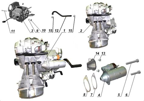 Ural Engine Diagram by Model Details Imz Ural Russian Sidecar Motorcycles