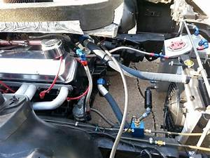 Front Mounted Fuel Cell  Any Pics