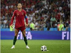 Cristiano Ronaldo Portugal star's late freekick and hat