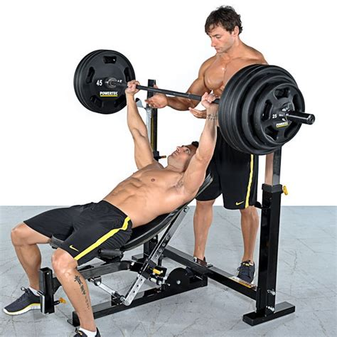 Barbell And Bench Set by Incline Barbell Bench Press Bodybuilding Wizard