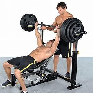 Incline Barbell Bench Press - Bodybuilding Wizard