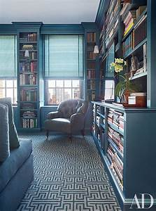 35, Home, Library, Ideas, With, Beautiful, Bookshelf, Designs