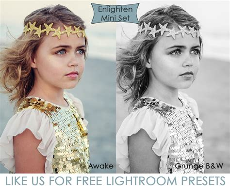 Add some interest to your images with. Free Lightroom Presets: Download Mini Enlighten Today