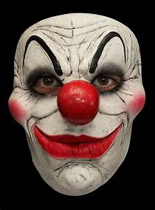 Payaso Clown Horror Mask - maskworld com