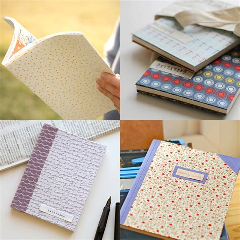 Decorating Books For School by 3 Easy Ways To Decorate Your Notebooks Dailylike Australia