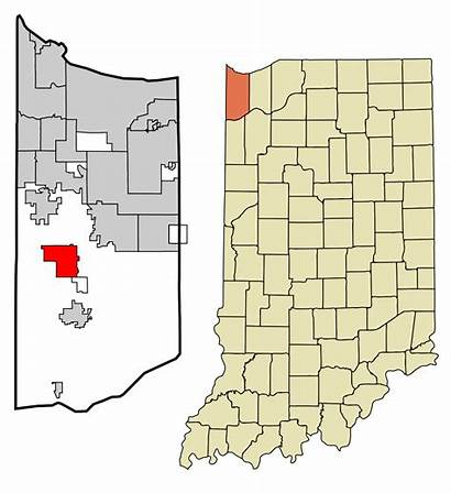 Lake Indiana Cedar County Unincorporated Highlighted Incorporated