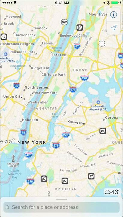 Maps Iphone App Tricks Essential Gifs Tips