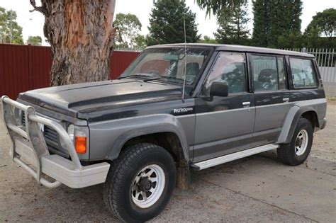 nissan patrol 1990 1990 nissan patrol wagon 4 2l smart parts
