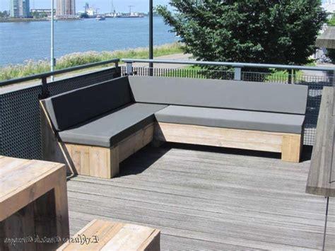 Sitzecke Balkon Selber Bauen by Balkon Lounge Selber Bauen Amuda Me