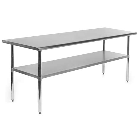 stainless steel tables  ft  ft  ft food