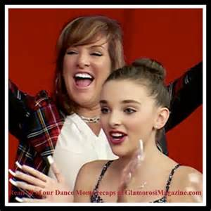 Jill and Kendall Dance Moms