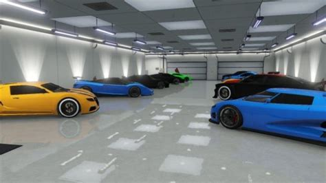 Gta Online Garage Locations Guide  All Garage Locations