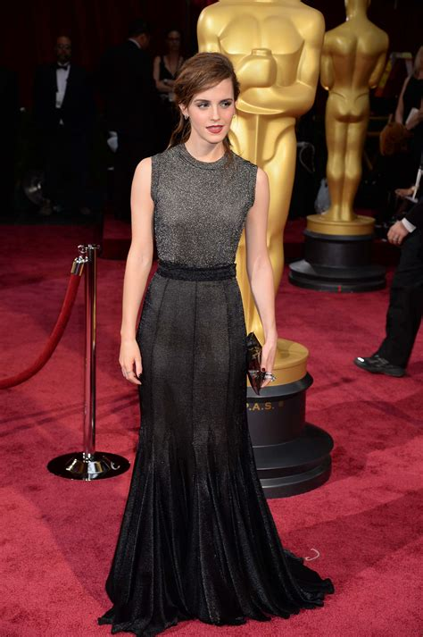 Annual Academy Awards Emma Watson