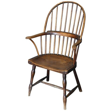antique 18th century ash and elm chair for sale at