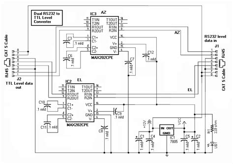 3 wire rs232 to rs485 converter schematic somurich
