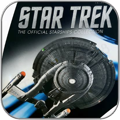 nx  enterprise star trek eaglemoss starships collection shop