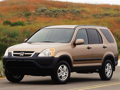 Honda Crv (2003)  Pictures, Information & Specs