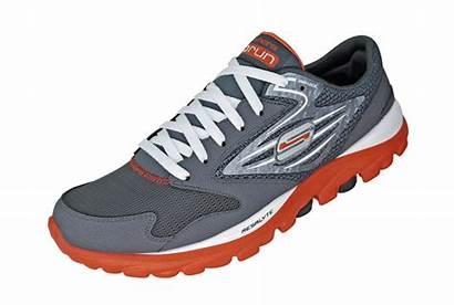 Skechers Run Shoes Walking Gray Rated P4