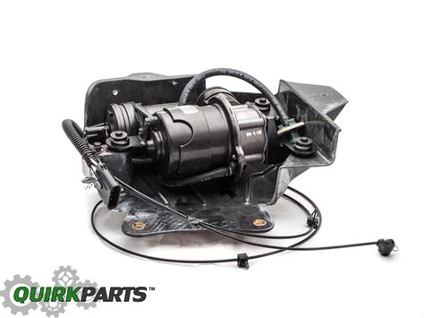 Dts Help Desk Number Air by 2006 2011 Cadillac Dts Air Ride Suspension Compressor Oem