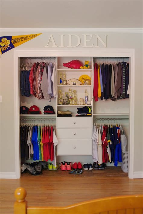 closet organization made simple by martha stewart living