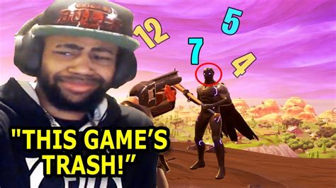 fortnites worst  games trash moments   time