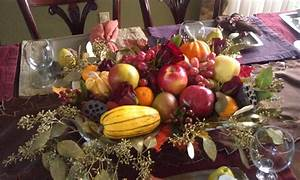 My, Thanksgiving, Centerpiece