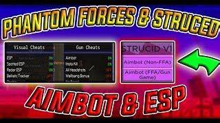phantom forces working hacks  april aimbot