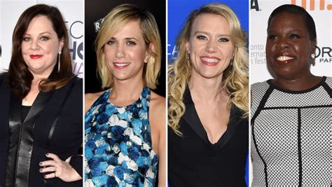 2016 Female Ghostbusters Cast