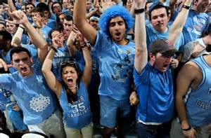 Daily Tar Heel Makes Fun of Coach K in Weather Report