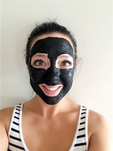 eye mask brush wash diy charcoal mask couponing