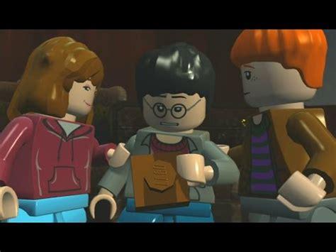 lego harry potter years   walkthrough part  year