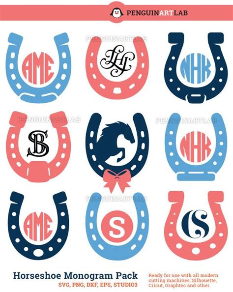 I found this website for some free laser cutting files. Horseshoe SVG Monogram Frames Western Horse Cut Files for