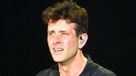 NKOTB - Joe McIntyre singing Please Don't Go Girl ...