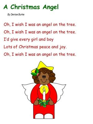christmas tree songs for kids poems and quotes quotesgram