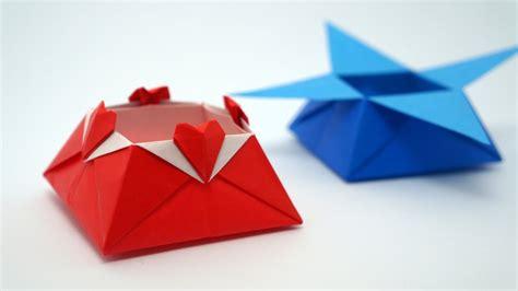 origami love box jo nakashima valentines day youtube