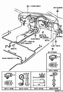 Wiring  U0026 Clamp For 1998