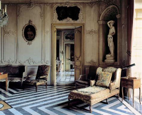 Alte Villa Innen by Architectural Digest