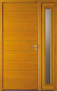 porte dentree bois contemporaine lsmydesigncom With entree exterieur maison moderne 8 pose porte dentree aluminium devis installation de