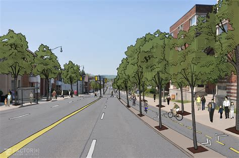 A New Vision For Main Street West