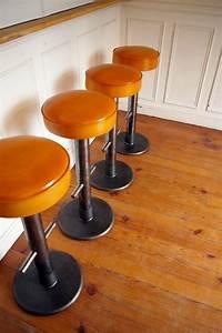 Tabouret De Bar En Cuir : tabouret de bar en cuir french bar stools jpg chaises ~ Dailycaller-alerts.com Idées de Décoration