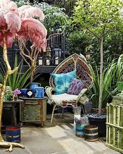 Style Boh U00e8me Pour Vos Terrasses Et Balcons