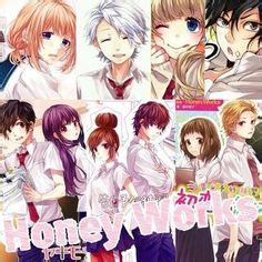honeyworks anime adaptation zutto mae kara suki deshita anime