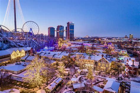 Staden firar 400 år här ska staden ligga! Weihnachtsmärkte in Göteborg | Visit Sweden