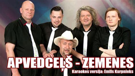 Apvedceļš - Zemenes Karaoke 2019 HD ( Karaoke versija ...