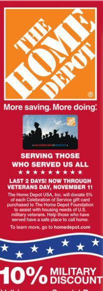 Barbara's Beat Veterans Save 10% At Home Depot