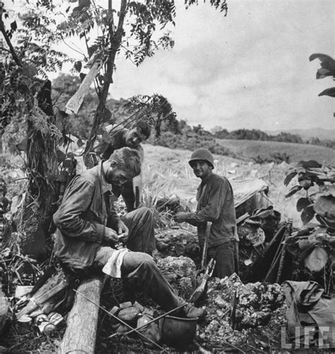 siege knoll 12 046 garand picture of the day guadalcanal