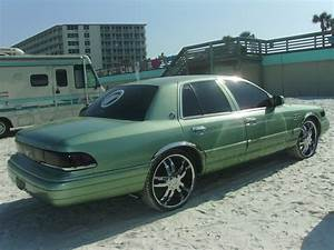1993mercryda 1993 Mercury Grand Marquisgs Sedan 4d Specs
