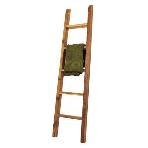 Handtuchhalter Leiter Holz Handtuchhalter Leiter Holz