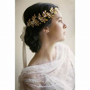 OCTAVIA ROMAN WEDDING CROWN | Erica Elizabeth Designs ...