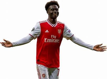 Saka Bukayo Render Arsenal Footyrenders Rate